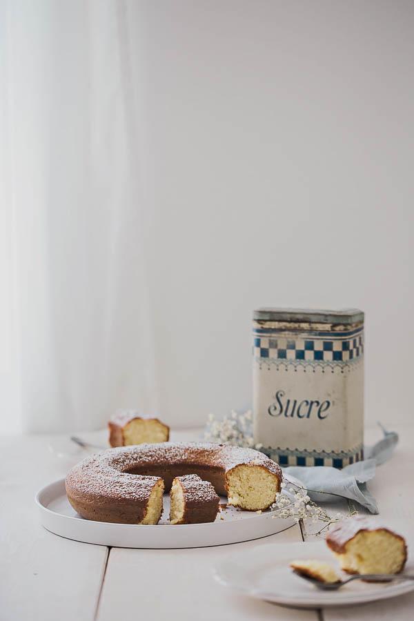 Gâteau au yaourt, photographe Lyon, photographe culinaire, recette
