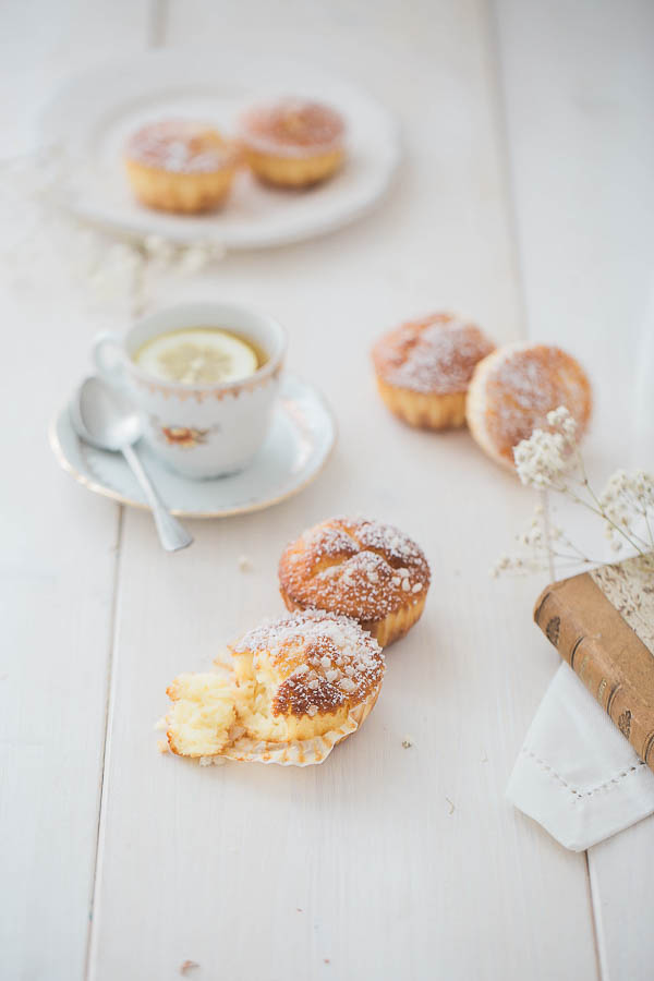 Muffins aux citrons , photographe culinaire, photographe lyon , studio photo lyon , food photography